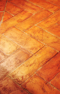 Ancientfloors Com Terra Cotta Tiles From Italy France